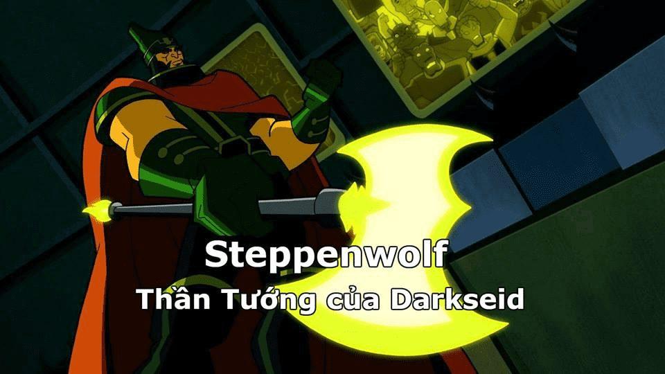 Steppenwolf - Thần tướng của Darkseid