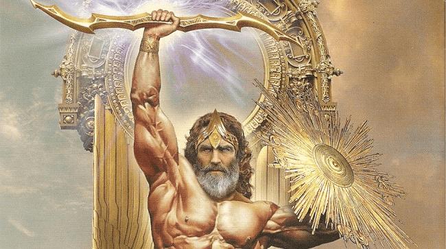 Thần La Mã trong Vũ trụ DC