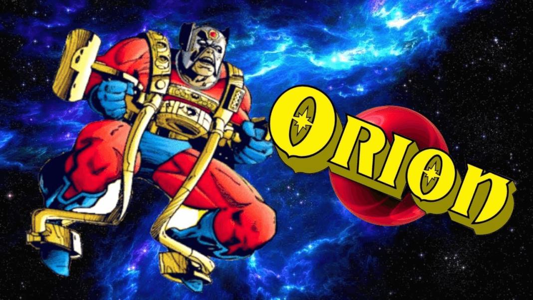 Tiểu Sử The Dog of War - Orion