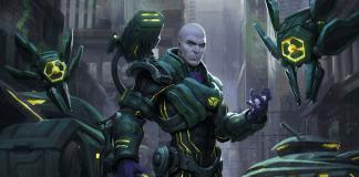 Warsuit Của Lex Luthor