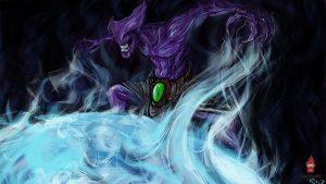 Darkterror The Faceless Void
