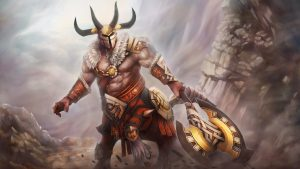 Bradwarden The Centaur Warrunner