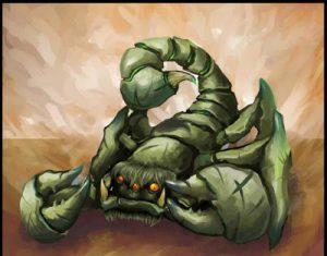 Crixalis the Sand King