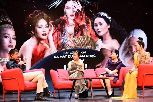 Hoàng Thùy Linh bị đạo diễn Lê Hoàng khơi gợi lại chuyện cũ