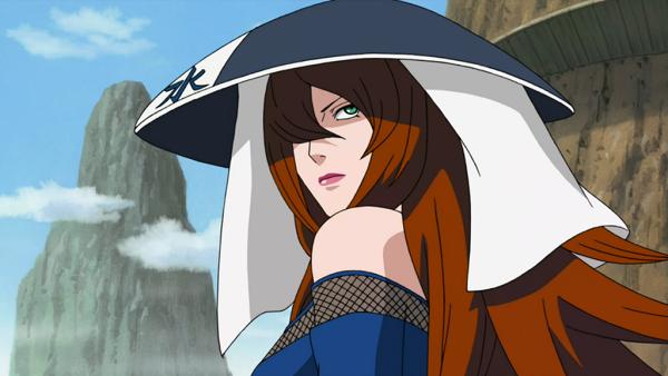 Mizukage Đệ Ngũ - Mei Terumi (照美 メイ,Chiếu Mỹ Minh) - Hồ Sơ Nhân Vật - Nhân  vật Naruto
