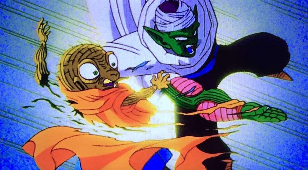 Piccolo giết Ba-bidi