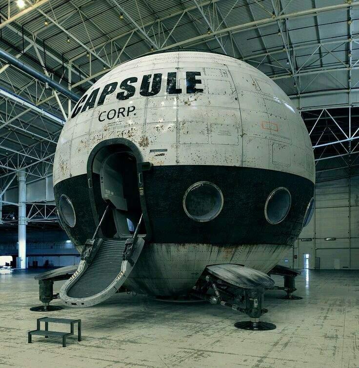 Tàu vũ trụ Capsule