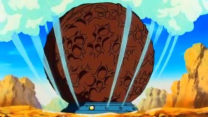 quả cầu phong ấn majin buu