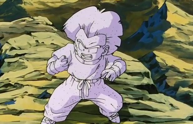 Piccolo vs Krilin hóa đá