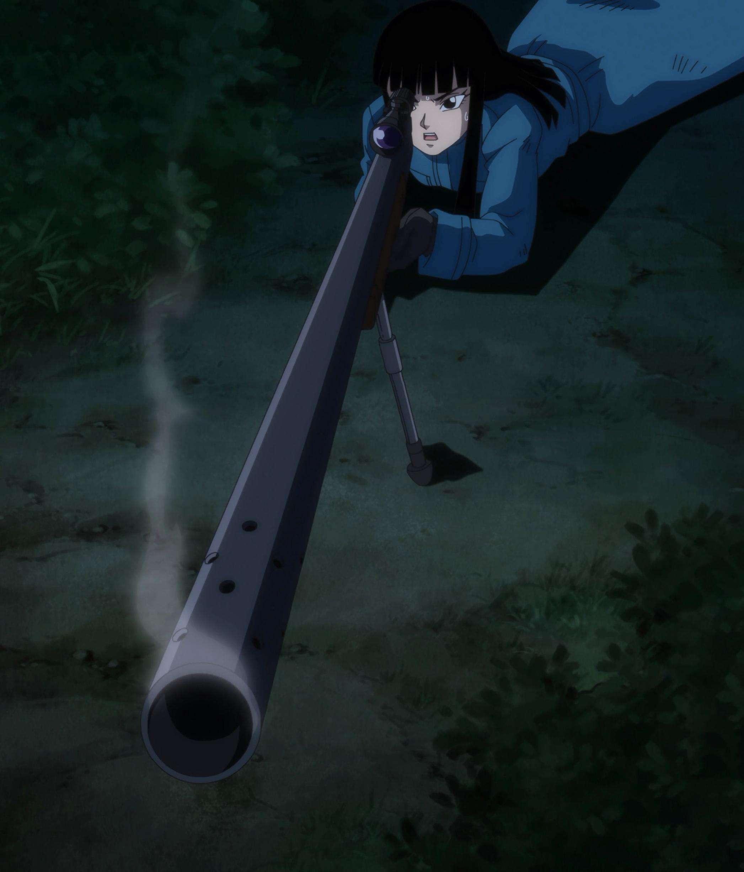 Mai ám sát Black Goku