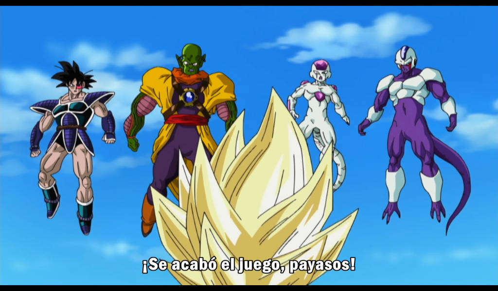 Goku đối mặt vs các đối thủ cũ