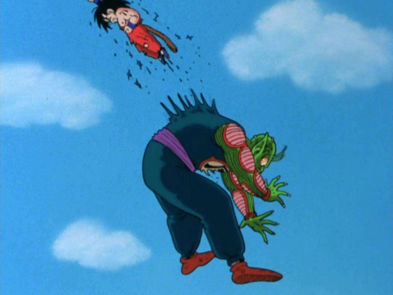 Goku giết ma vương piccolo