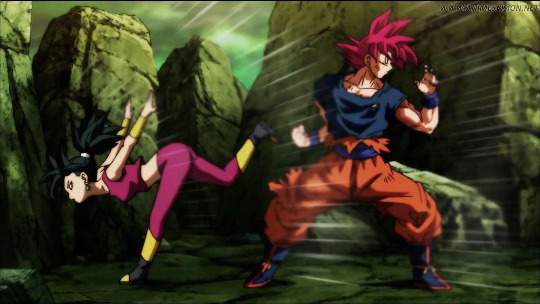 Tốc độ vượt cả God Goku