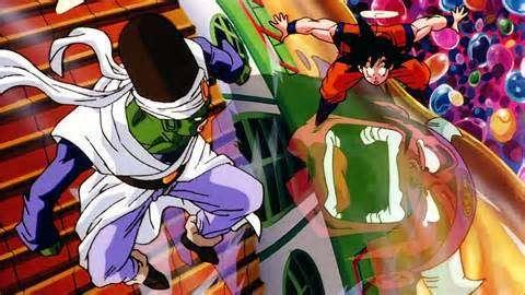 Pikkonvs Goku