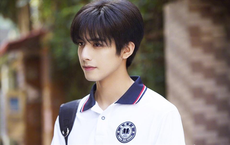Tống Uy Long trong vai Lăng Tiêu