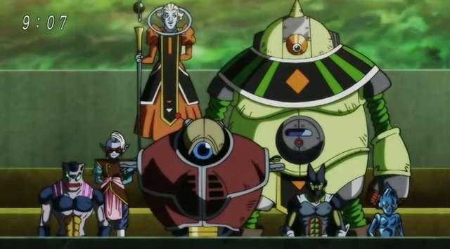 Ông cùng các chiến binh vũ trụ 3