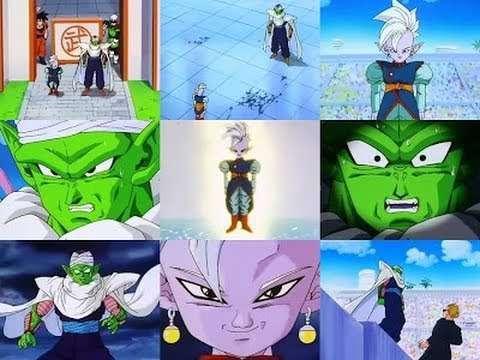 Shin vs Piccolo