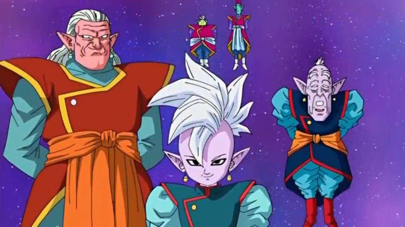 các kaioshin tham dự giải đấu vũ trụ 6 và 7