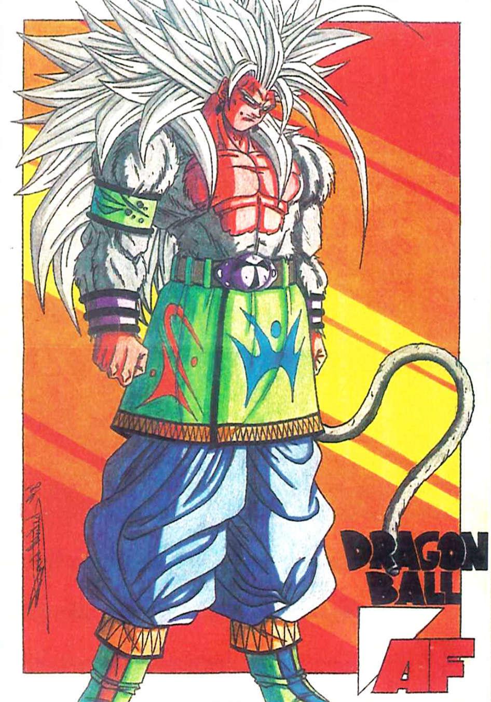 Songoku Super Saiyan 5 by David Montiel