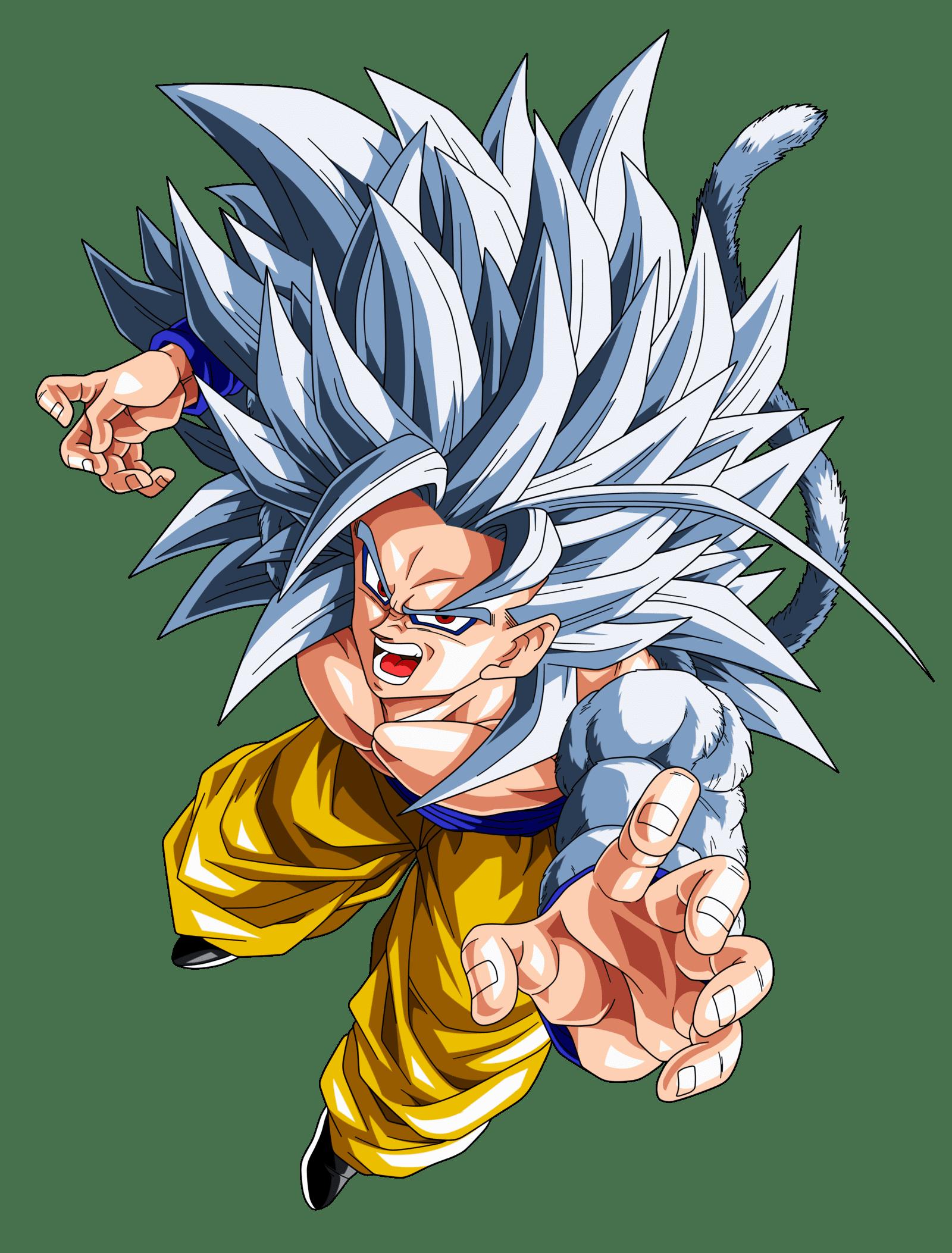 Ssj5 Goku