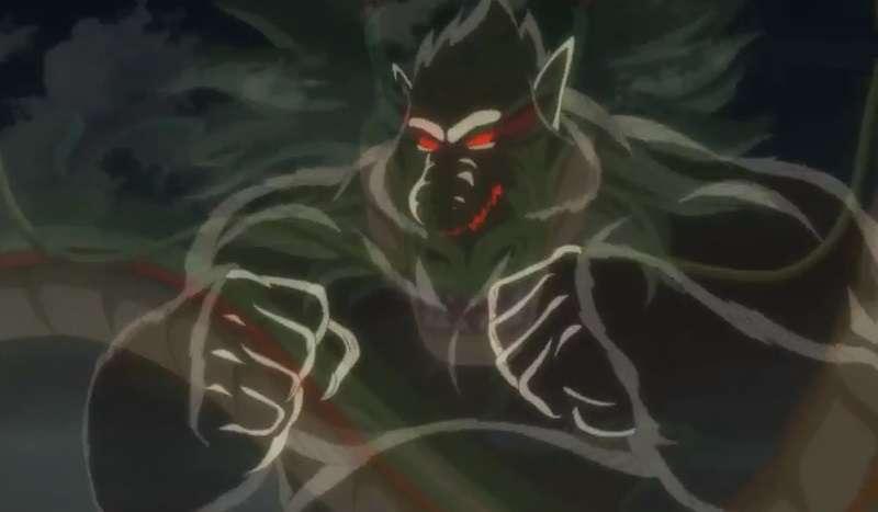 (Sức mạnh của Yamoshi là ai-huyền thoại super saiyan đầu tiên,super saiyan god đầu tiên,người trong giấc mơ của beerus)