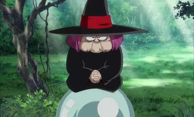 Baba ở Dragon ball super