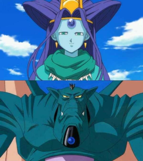 Black Smoke Shenron - Rồng Khói Đen