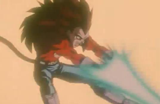 Super Saiyan 4 - Siêu Saiyan 4