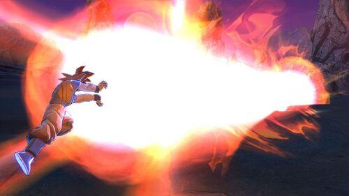 Super Saiyan God - Thần Saiyan