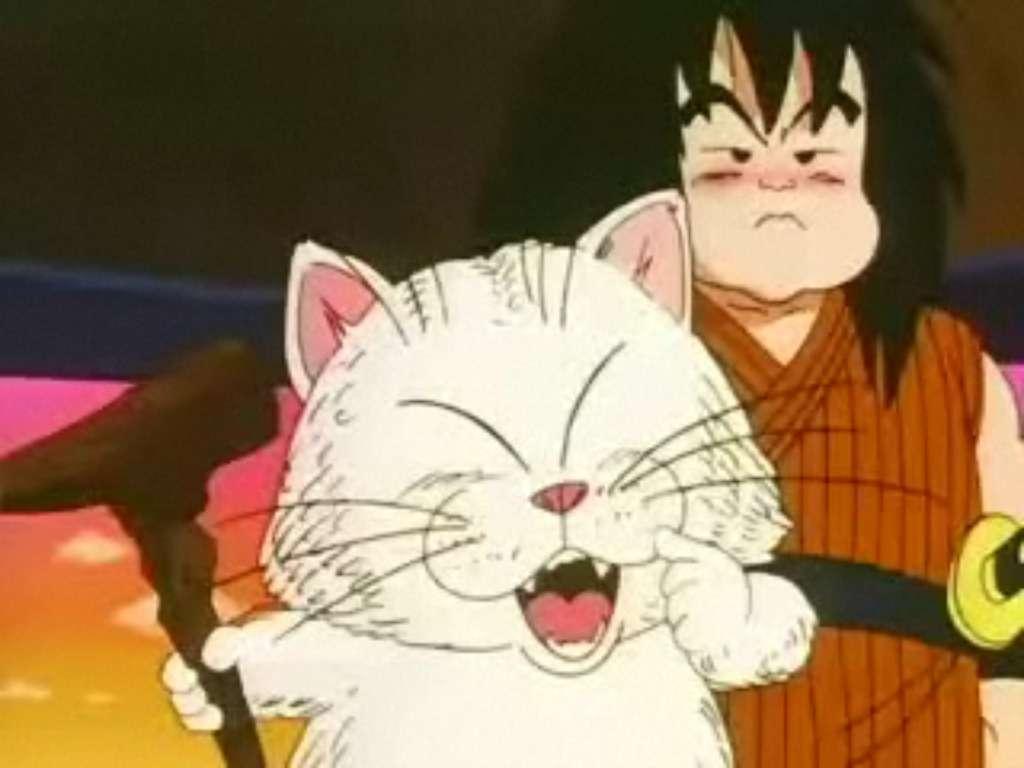 Yajirobe vs thần mèo