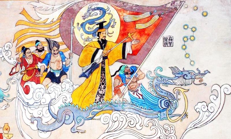 Truyền thuyết Tam Hoàng - Ngũ Đế
