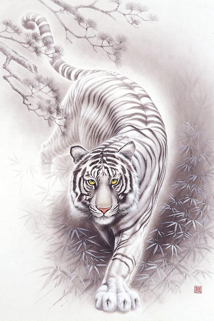 Thần thú Bạch Hổ