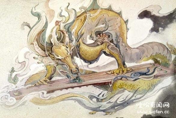 Bồ Lao đứa con thứ tư của Rồng