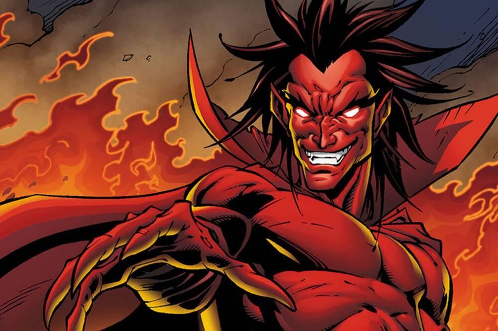 Chúa quỷ Mephisto