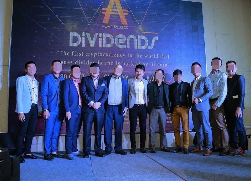 Đầu năm 2018 ông Lê Đức Nguyên kêu gọi đầu tư vào đồng tiền ảo mới có tên Pincoin