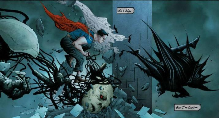 SUPERMAN: CROSS WORLD