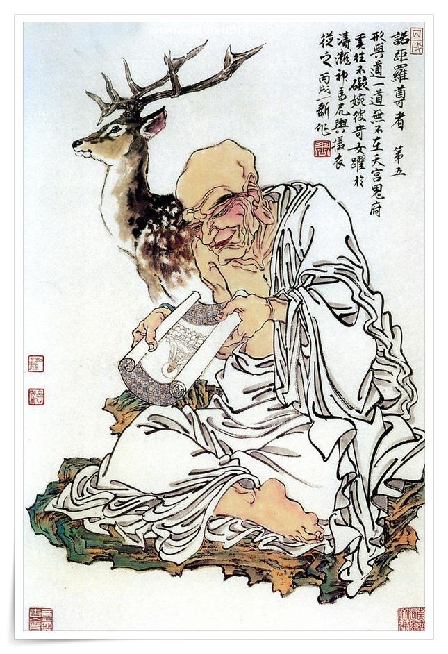 Tĩnh Tọa La Hán