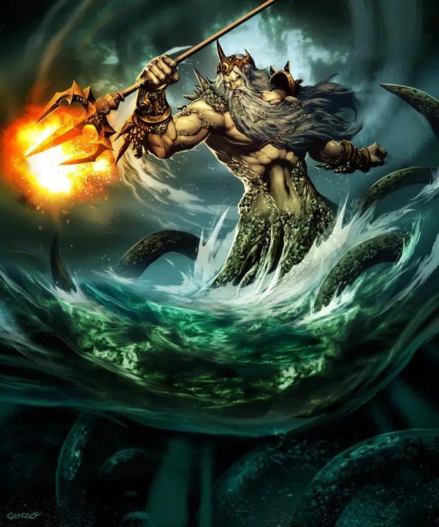 Trident of Neptune