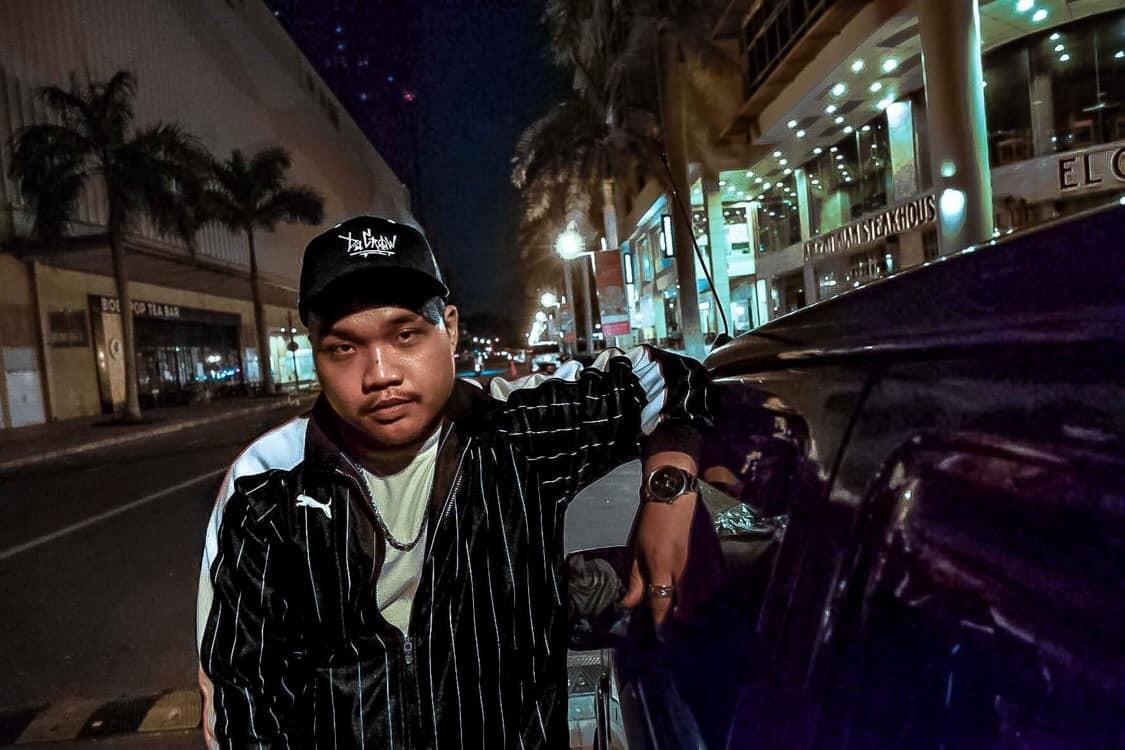 rapper Blacka