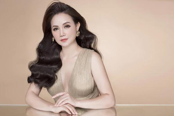 Nữ diễn viên Hoàng Yến