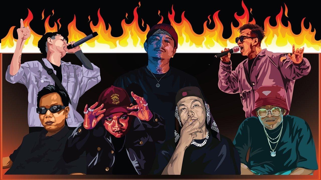 rapper Dr. ROC