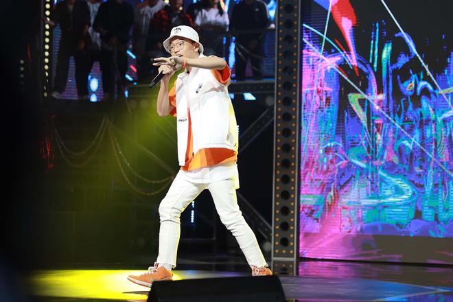 rapper GVA Gừng