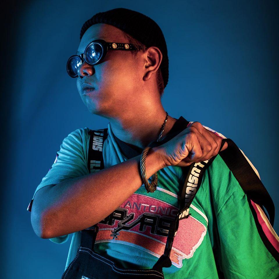 Rapper Pjpo