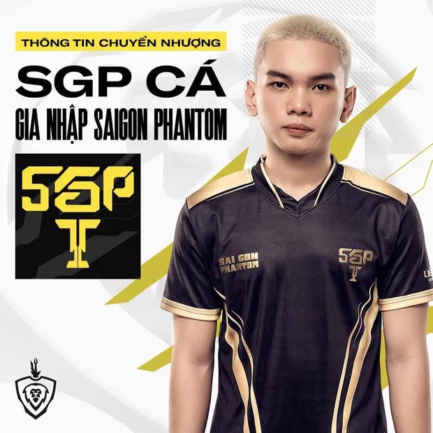 Chân dung Cá - thành viên mới của Saigon Phantom