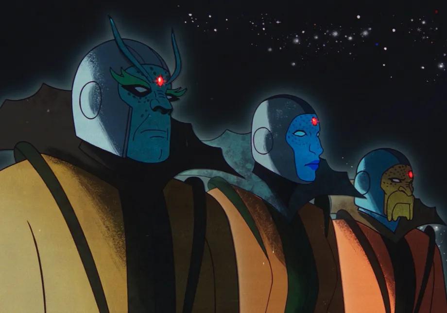 3 Time Keepers đã được nhắc tới trong Series Loki