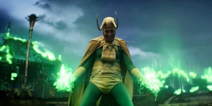 Classic Loki Tạo ra cả ảo ảnh của Asgard