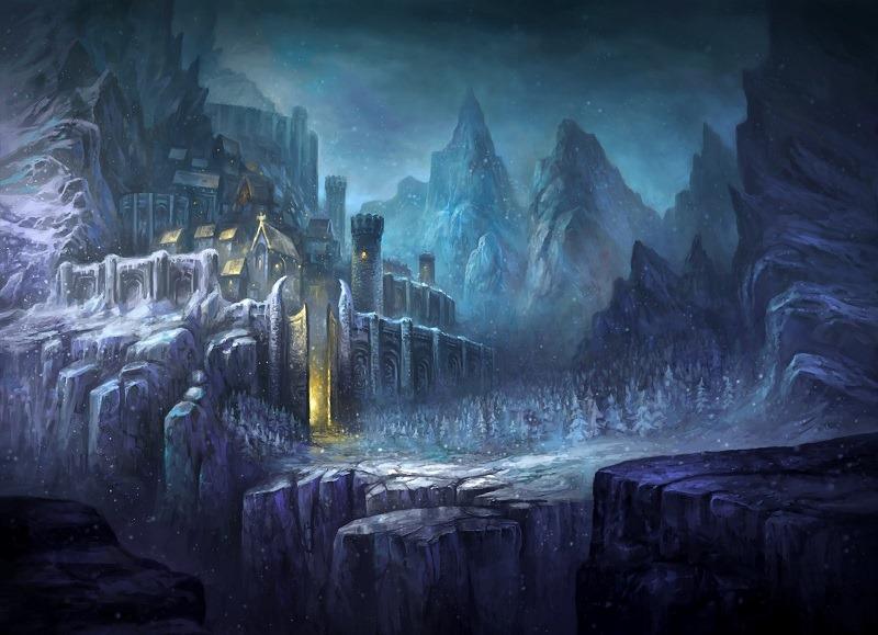 Helheim – Thần thoại Bắc Âu