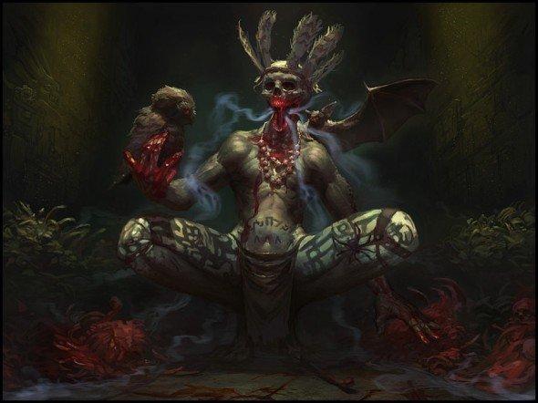 Mictlan – Thần thoại Aztec