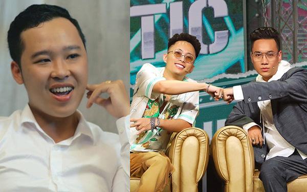 Lùm xùm về chương trình Rap Việt