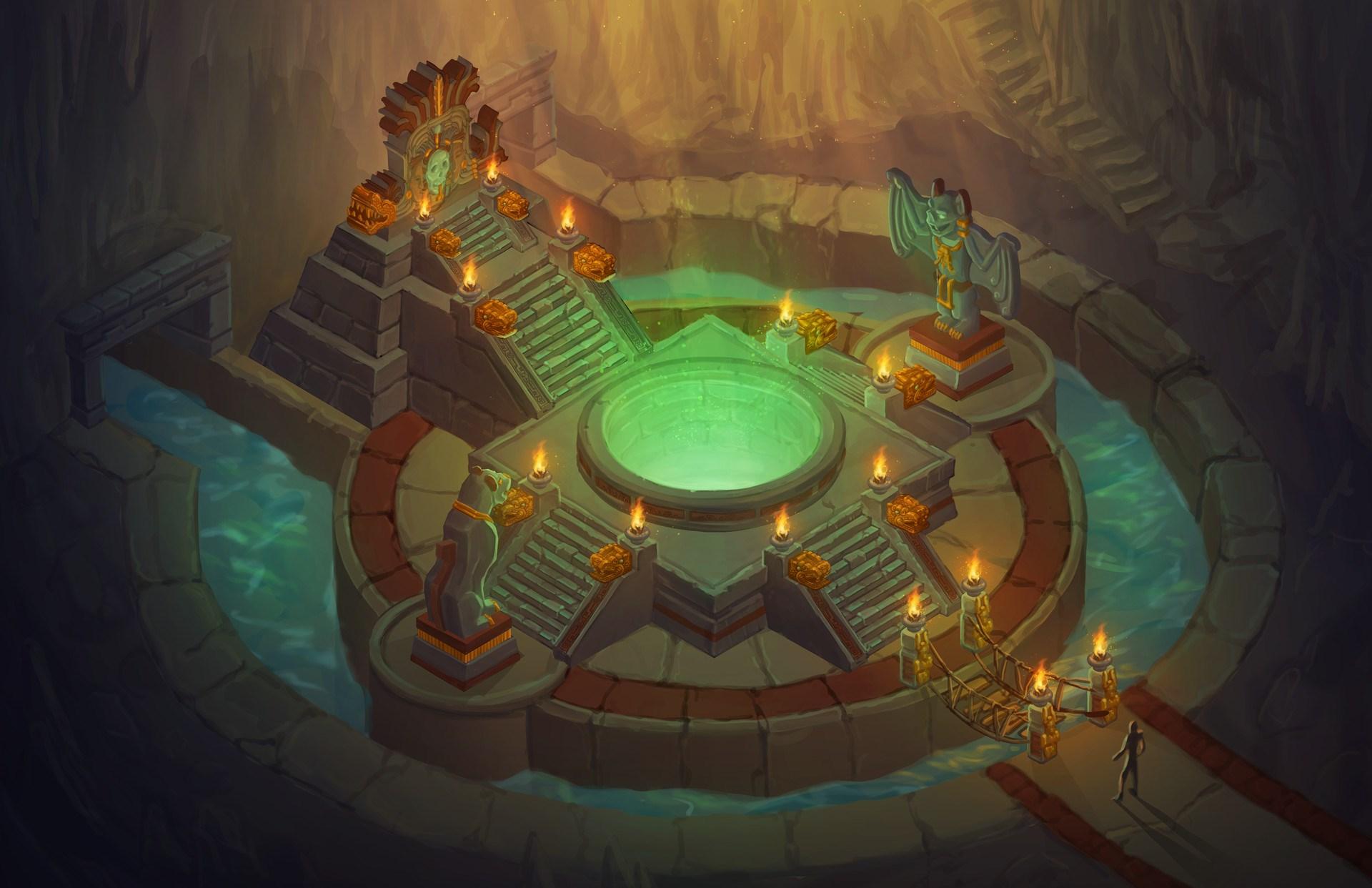 Xibalba – Thần thoại Maya